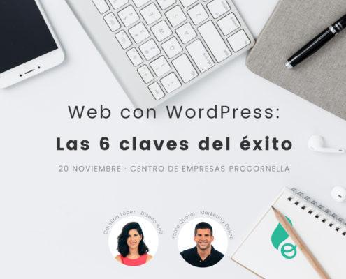 ¿Estás pensando en diseñar tu web con WordPress?