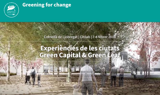 """""""Greening for Change"""": Coneix les millors pràctiques en sostenibilitat urbana"""