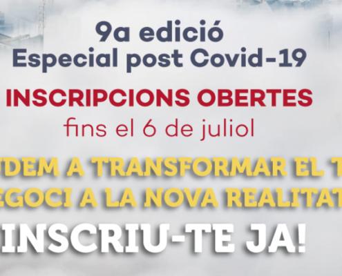 ACCELERA EL CREIXEMENT: 9a edició especial post Covid-19