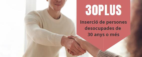 AJUTS A LA CONTRACTACIÓ DE PERSONES MAJORS DE 30 ANYS