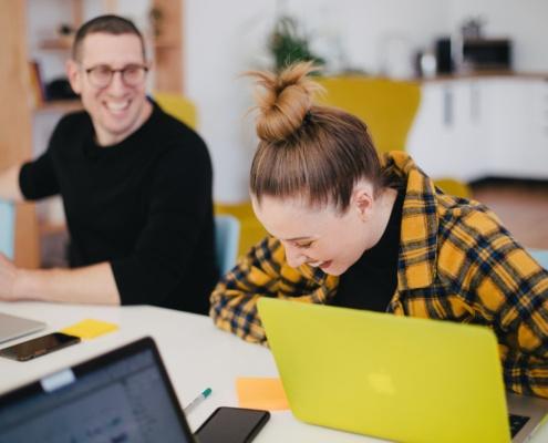 Què passa quan els contextos comunicatius professionals són eficaços?