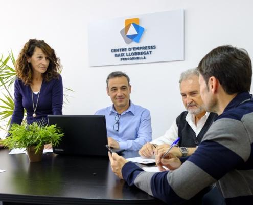 El 64,2% de les empreses creades al Centre d'Empreses Procornellà sobreviuen