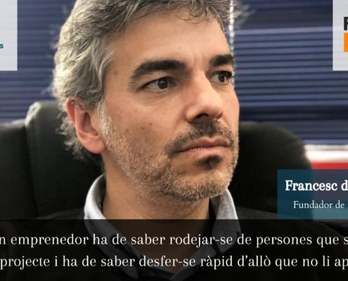 Entrevista a Francesc de los Mozos - CEO Faitem Plus