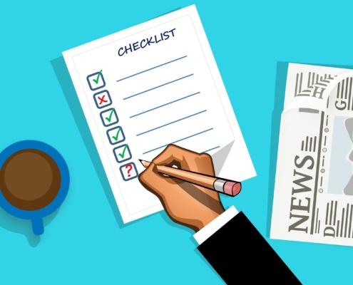 Has hecho el checklist legal de tu empresa?
